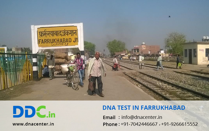 DNA Test in Farrukhabad