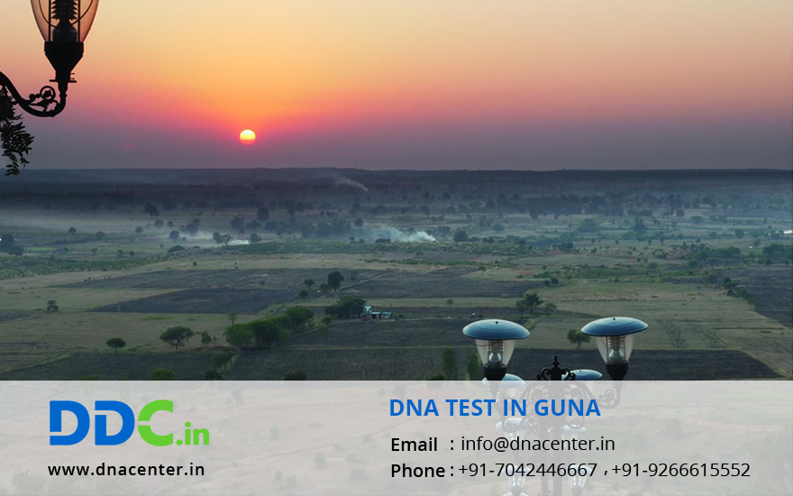 DNA Test in Guna