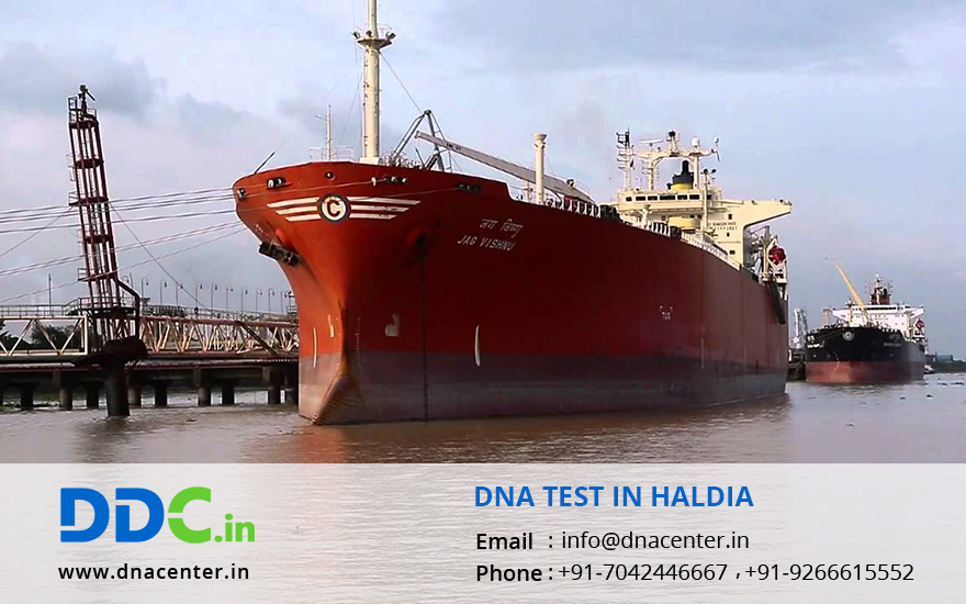 DNA Test in Haldia