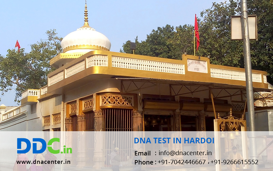 DNA Test in Hardoi
