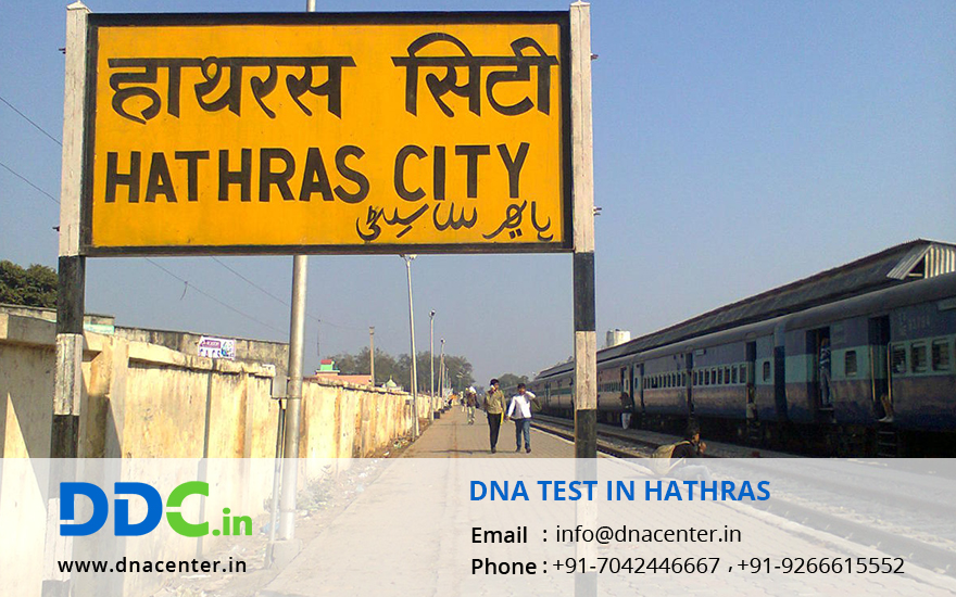 DNA Test in Hathras