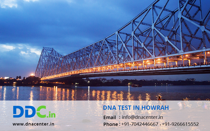 DNA Test in Howrah