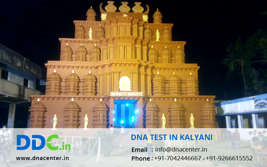 DNA Test in Kalyani