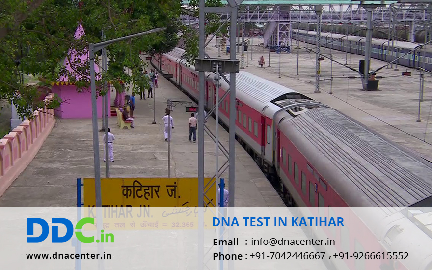 DNA Test in Katihar