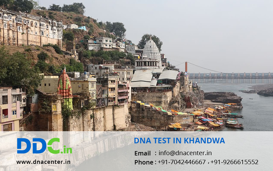 DNA Test in Khandwa