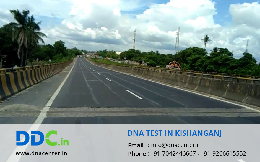 DNA Test in Kishanganj