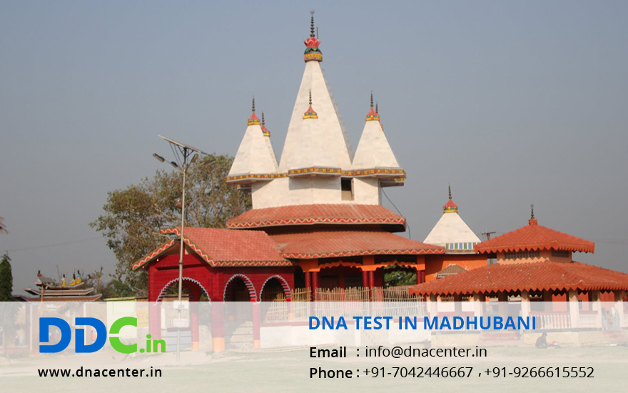 DNA Test in Madhubani