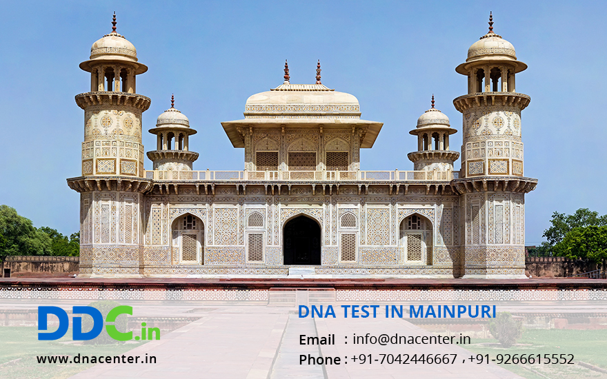 DNA Test in Mainpuri