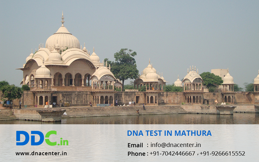 DNA Test in Mathura