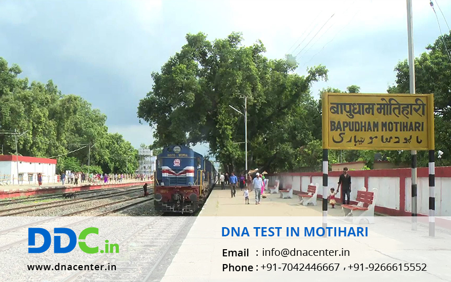 DNA Test in Motihari