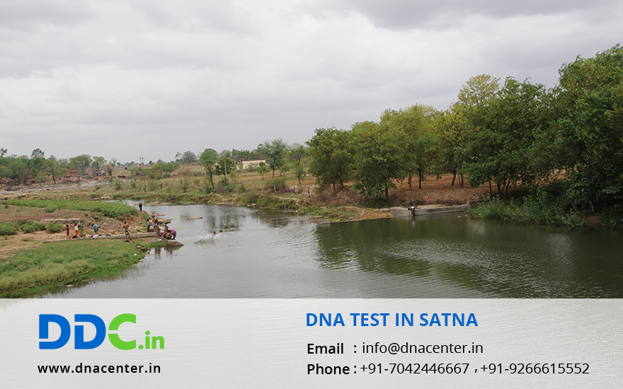 DNA Test in Satna