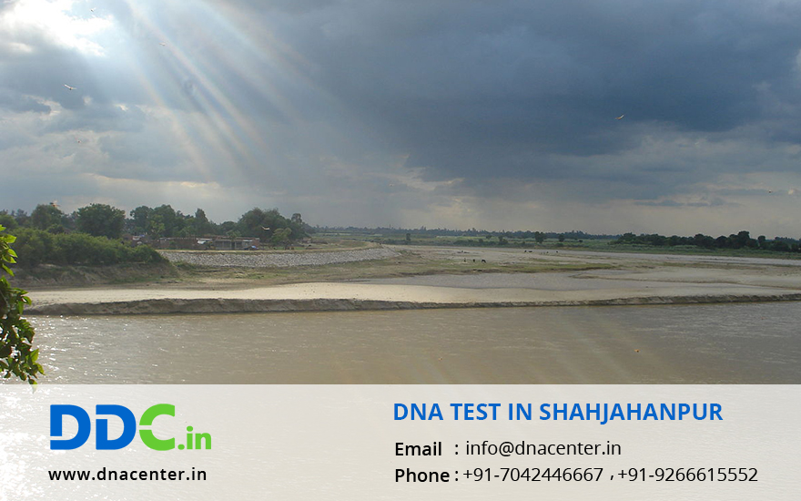 DNA Test in Shahjahanpur