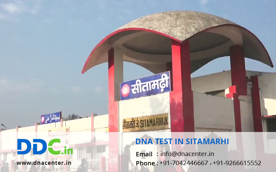 DNA Test in Sitamarhi