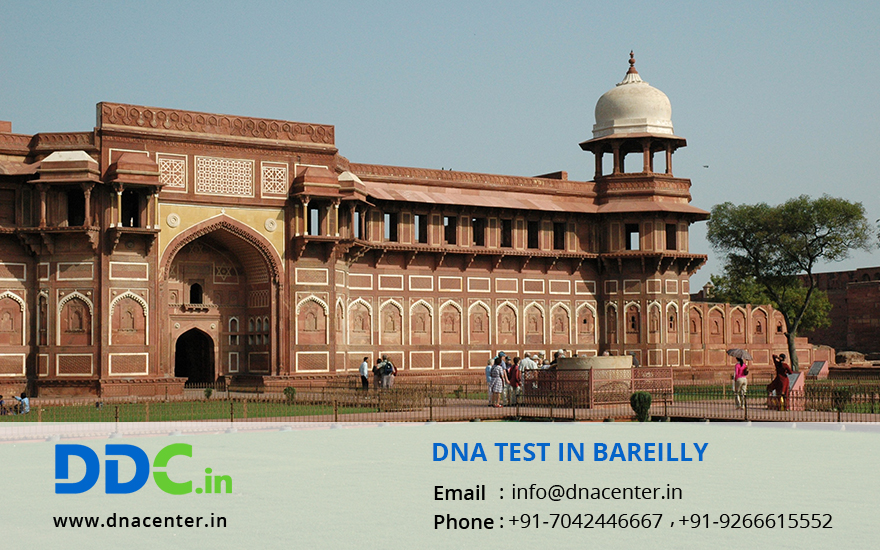 DNA Test in Bareilly
