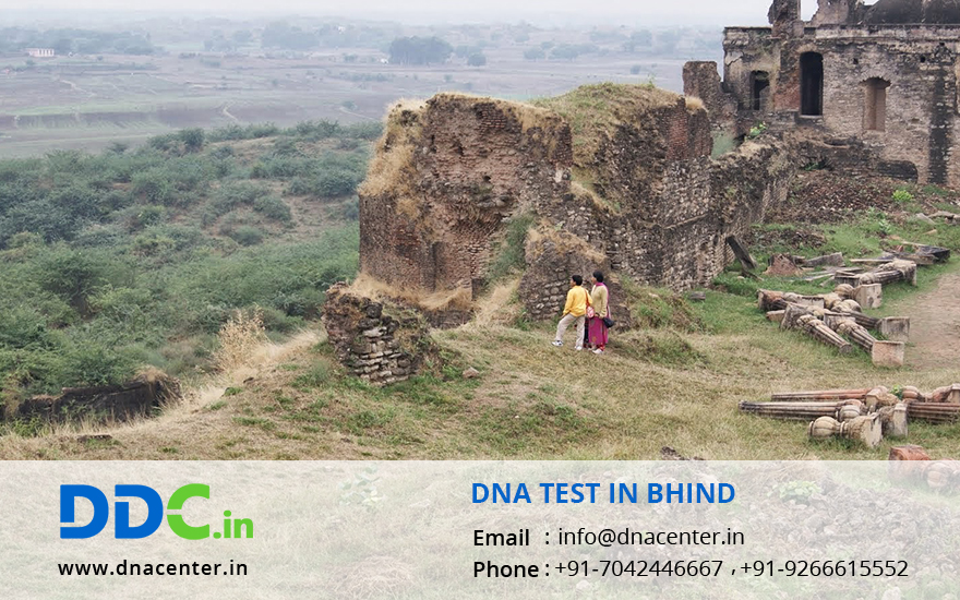 DNA Test in Bhind