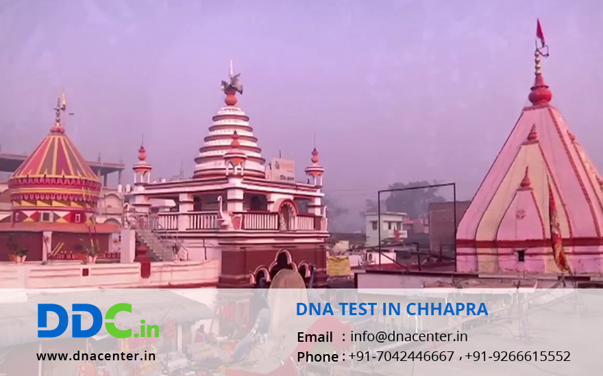 DNA Test in Chhapra
