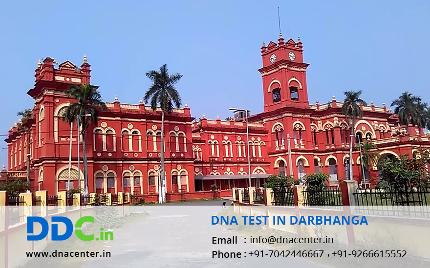 DNA Test in Darbhanga