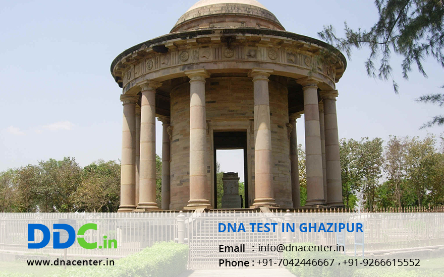 DNA Test in Ghazipur