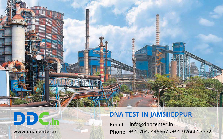 DNA Test in Jamshedpur