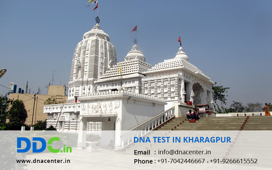 DNA Test in kharagpur