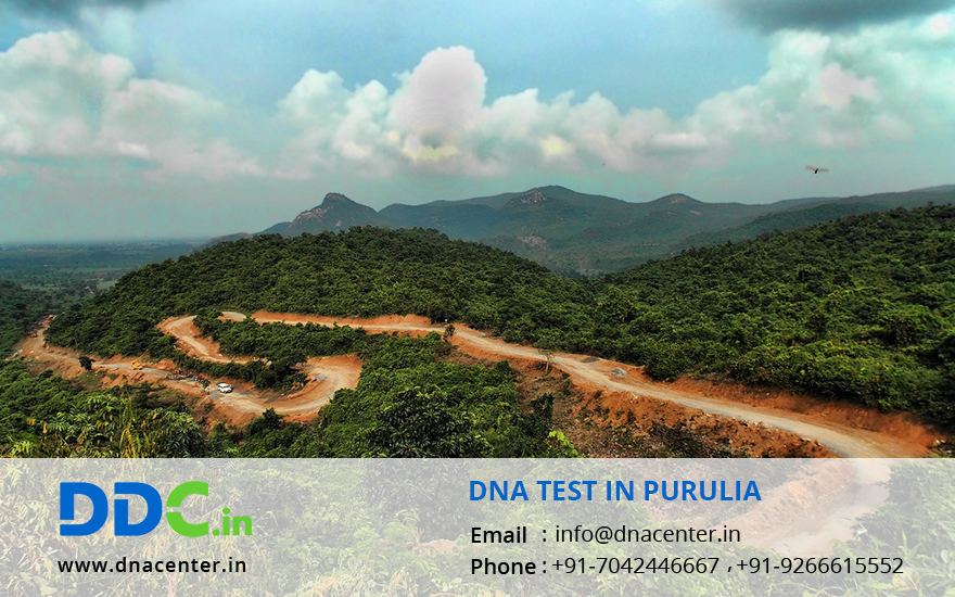 DNA Test in Purulia