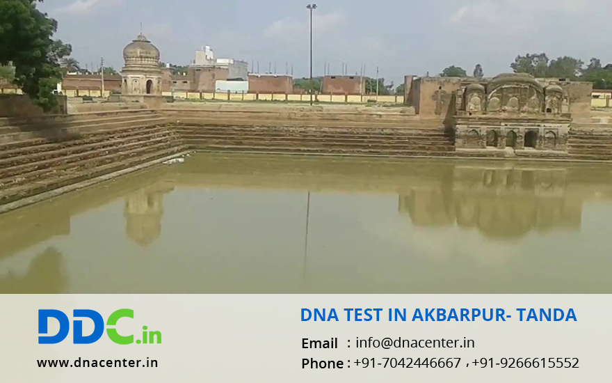 DNA Test in Akbarpur-tanda