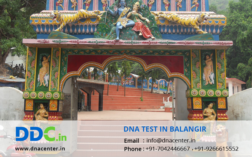 DNA Test in Balangir
