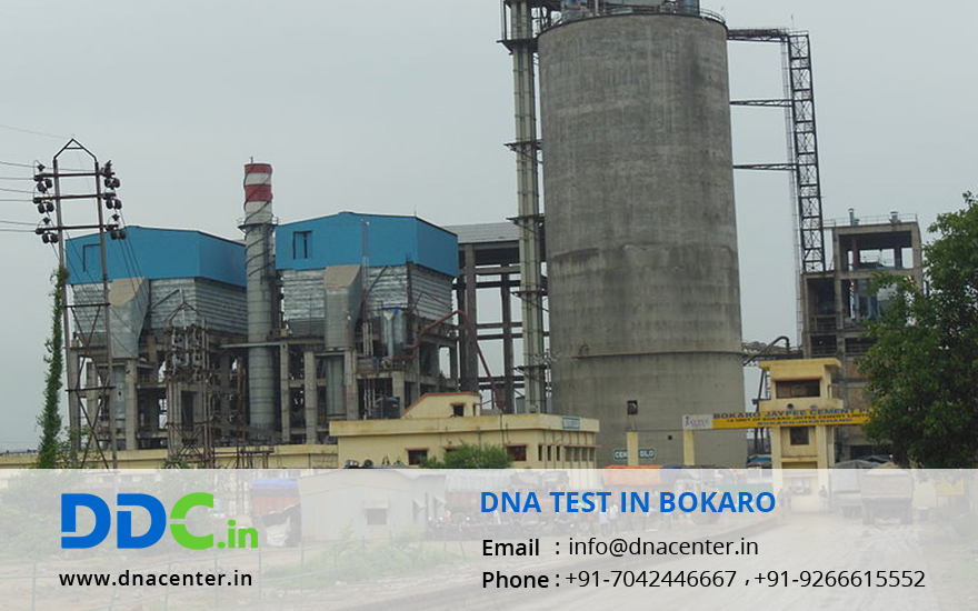 DNA Test in Bokaro