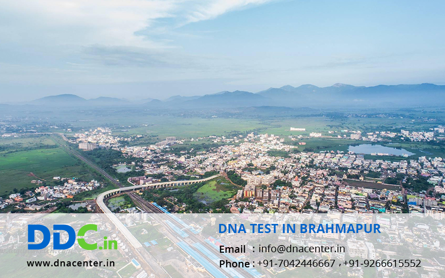 DNA Test in Brahmapur