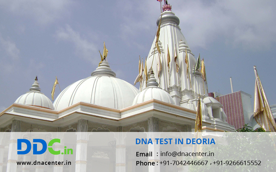 DNA Test in Deoria