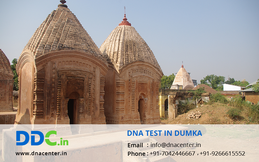DNA Test in Dumka