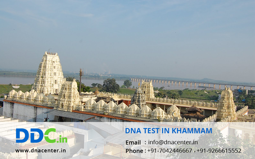 DNA Test in Khammam