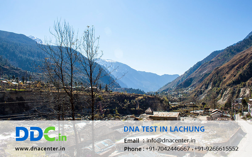 DNA Test in Lachung