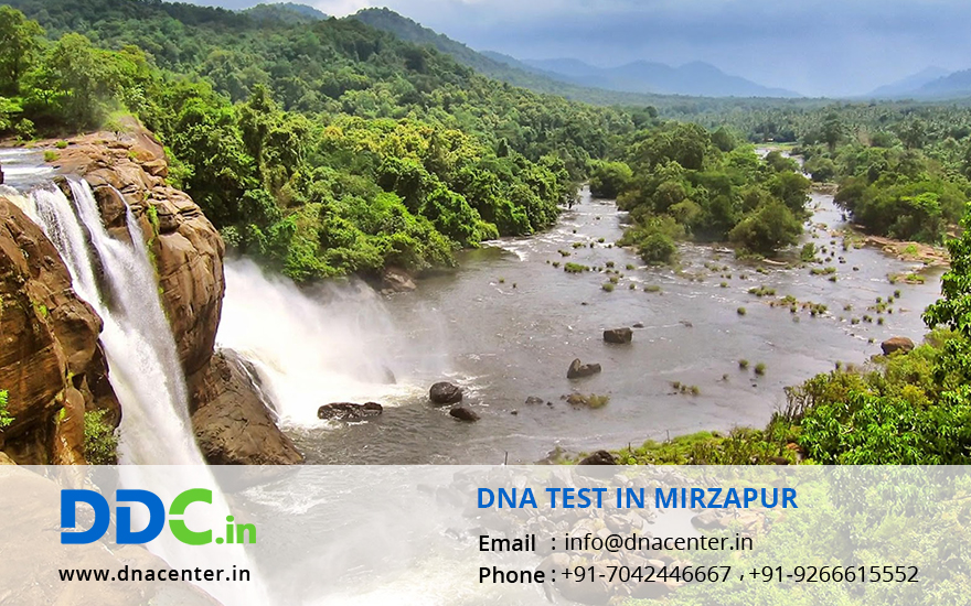 DNA Test in Mirzapur
