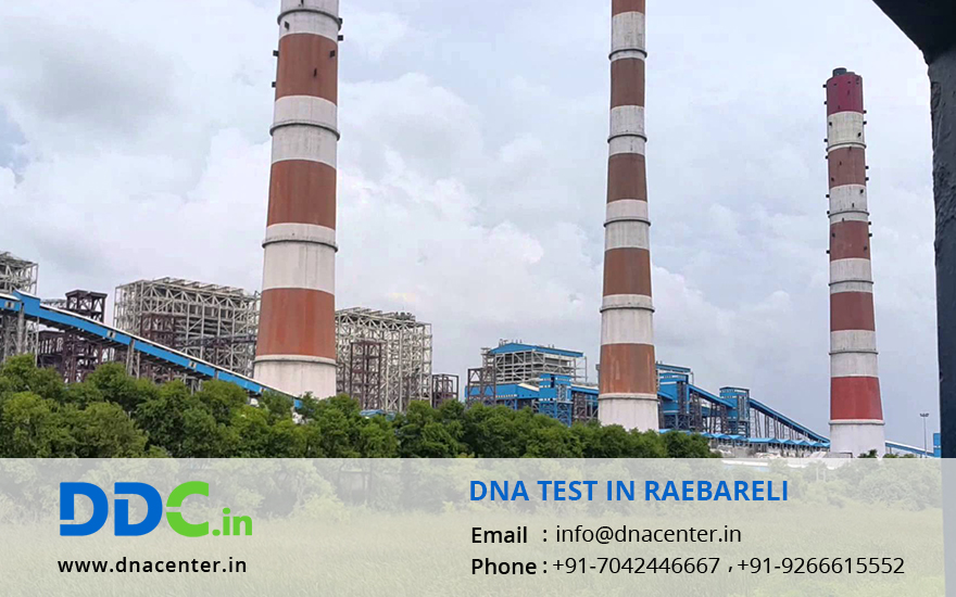 DNA Test in Raebareli