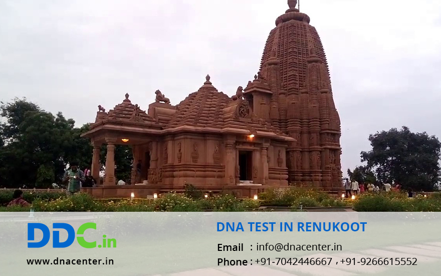 DNA Test in Renukoot