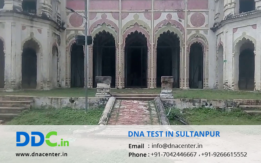 DNA Test in Sultanpur