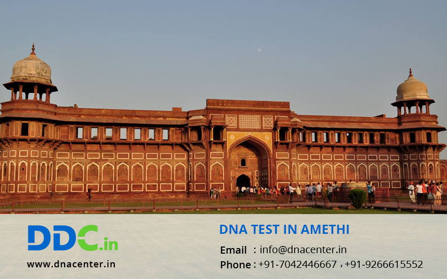 DNA Test in Amethi
