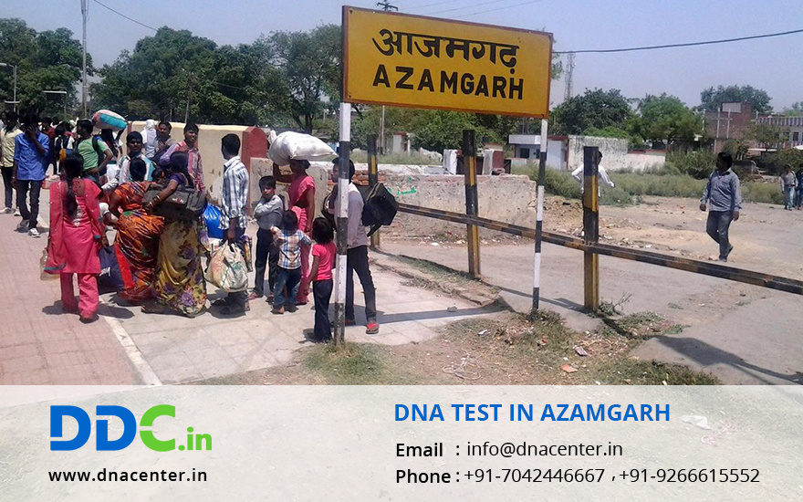 DNA Test in Azamgarh