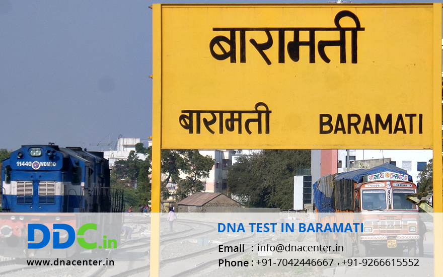 DNA Test in Baramati