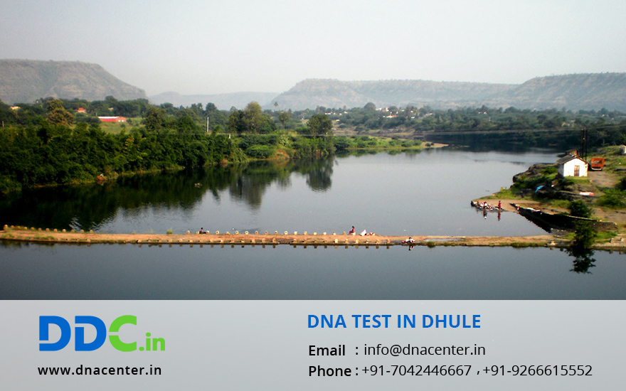 DNA Test in Dhule