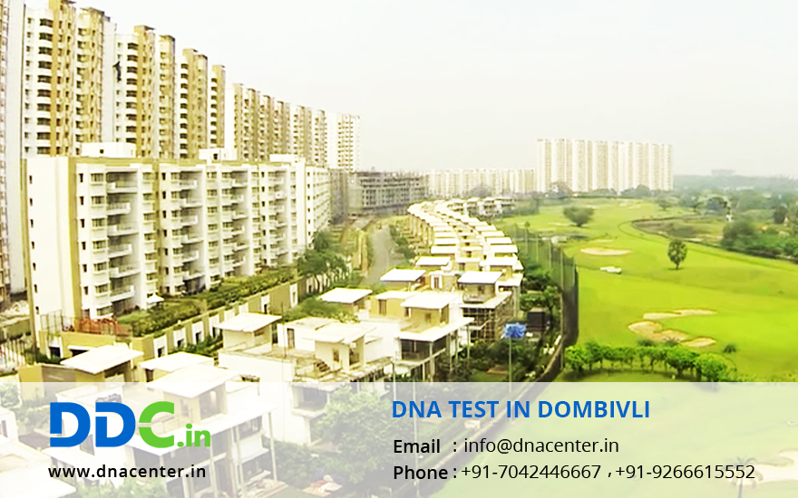DNA Test in Dombivli