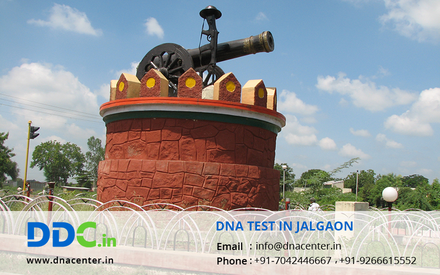 DNA Test in Jalgaon