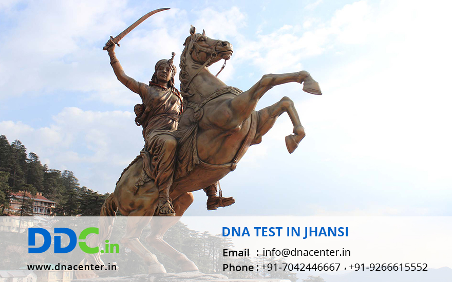 DNA Test in Jhansi