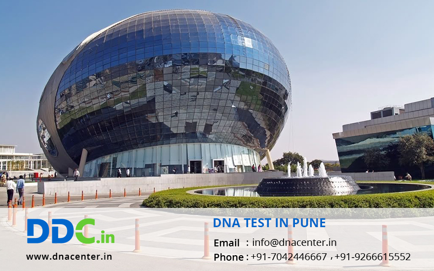 DNA Test kin Pune