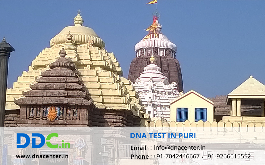 DNA Test in Puri