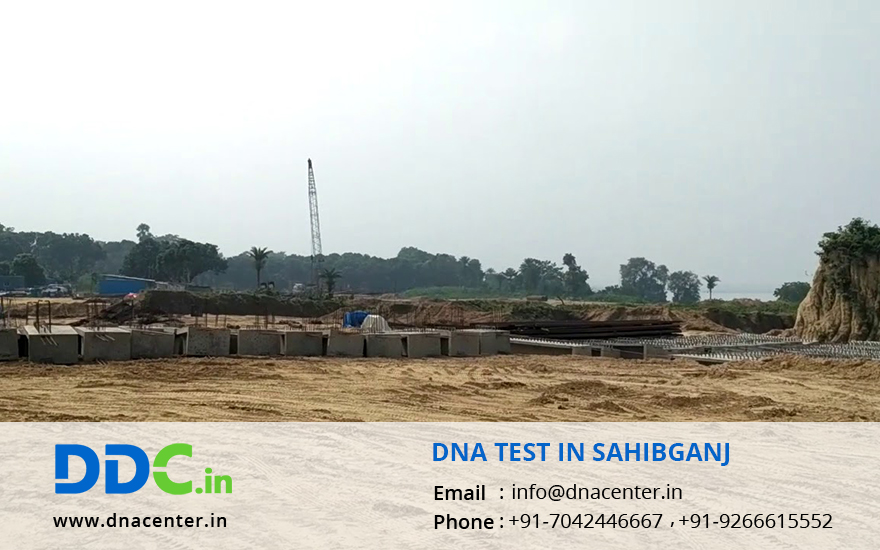 DNA Test in Sahibganj