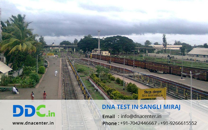 DNA Test Sangli Miraj
