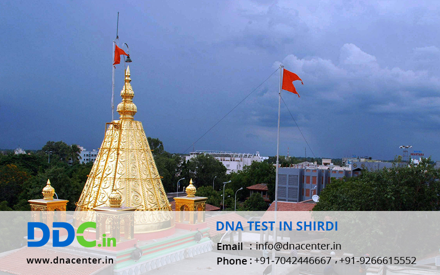 DNA Test in Shirdi
