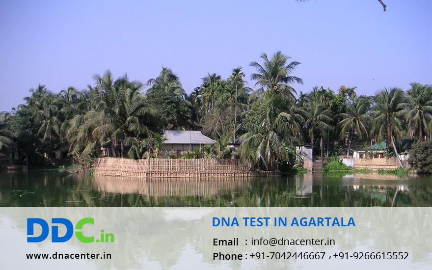 DNA Test in Agartala